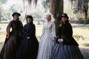 Selma Ladies at Old Live Oak